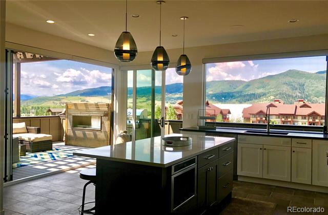 Photo of home for sale at 1350 Bangtail Way, Steamboat Springs CO
