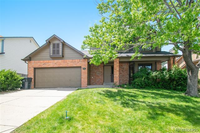 Photo of home for sale at 11613 Sagewood Lane, Parker CO