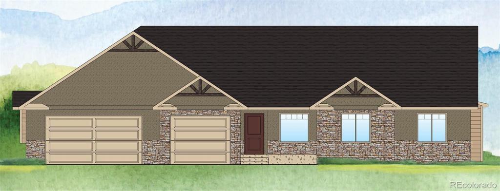 Photo of home for sale at 5026 Prairie Lark Lane, Severance CO