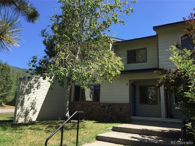 Photo of home for sale at 1 Cypress Court, Steamboat Springs CO