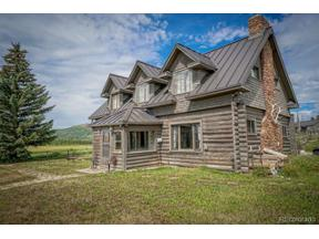 Property for sale at 1943 County Road 42 Road, Granby,  Colorado 80446