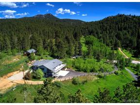 Property for sale at 9928 South Turkey Creek Road, Morrison,  Colorado 80465
