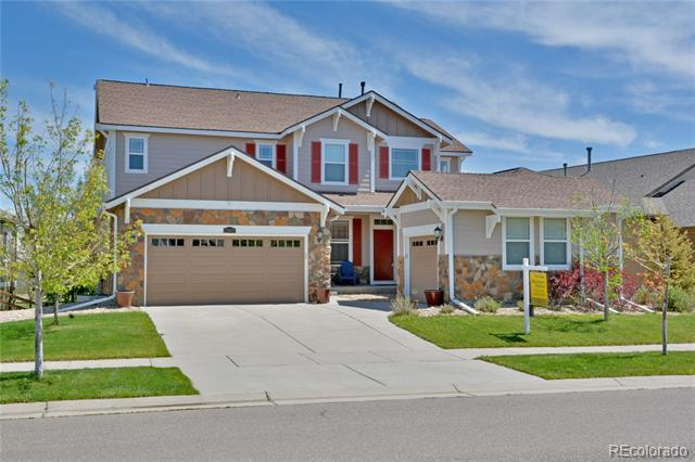 Photo of home for sale at 23563 Eads Drive E, Aurora CO