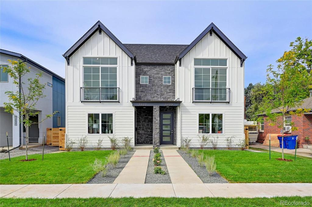Photo of home for sale at 3231 Bannock Street S, Englewood CO