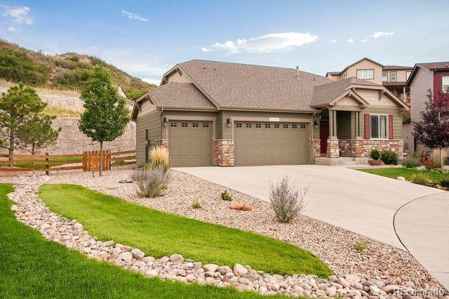 Photo of home for sale at 2024 Wood Thrush Way, Castle Rock CO
