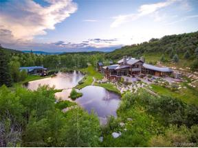 Property for sale at 33700 Rushing Water Lane, Steamboat Springs,  Colorado 80487