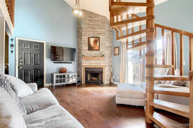 Photo of home for sale at 6350 Oak Street, Arvada CO