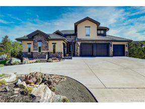 Property for sale at 1803 Avenida Del Sol, Castle Rock,  Colorado 80104