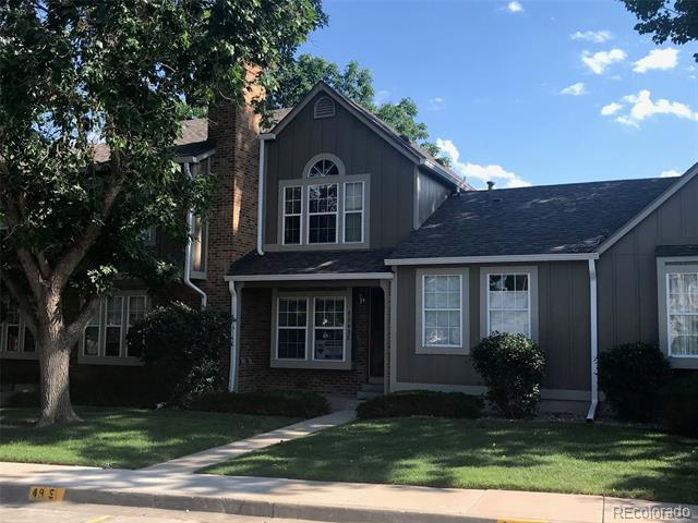 Photo of home for sale at 9648 Chatfield Avenue W, Littleton CO