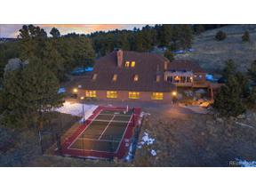 Property for sale at 22196 Boar Head Road, Indian Hills,  Colorado 80454