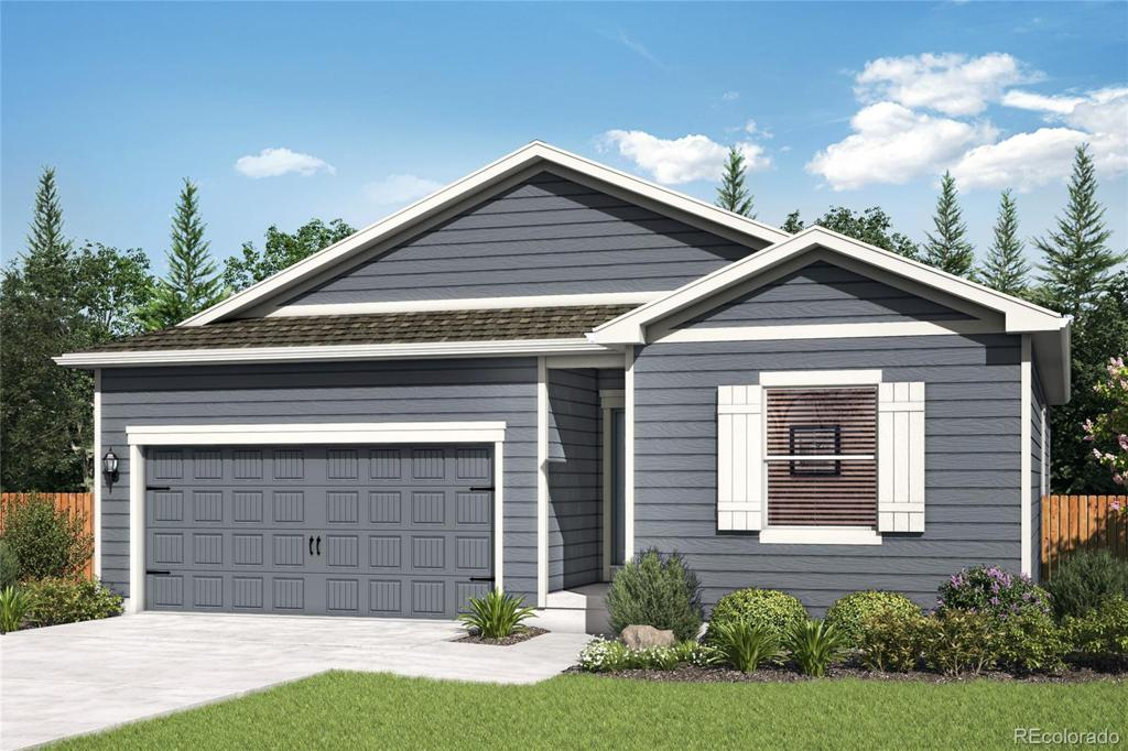 Photo of home for sale at 208 Stewart Street N, Keenesburg CO