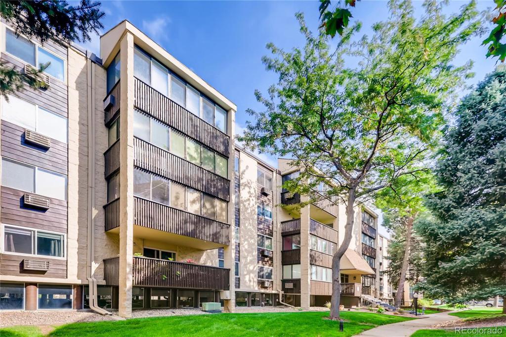 Photo of home for sale at 6940 Girard Avenue E, Denver CO