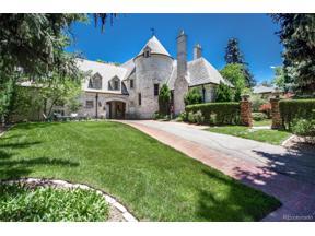 Property for sale at 380 N Gilpin Street, Denver,  Colorado 80218