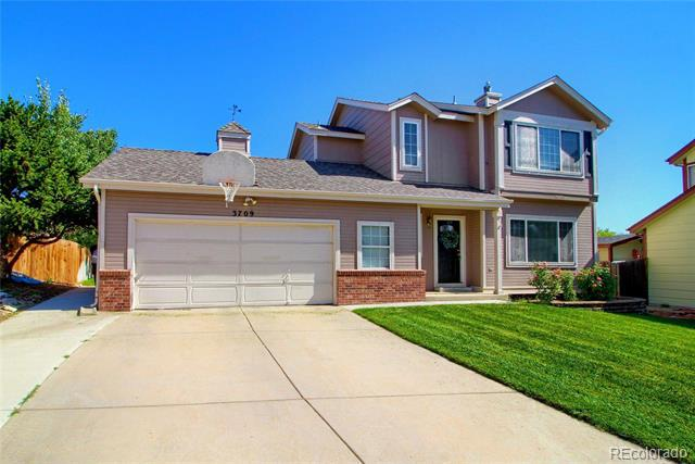 Photo of home for sale at 3709 Union Avenue W, Denver CO