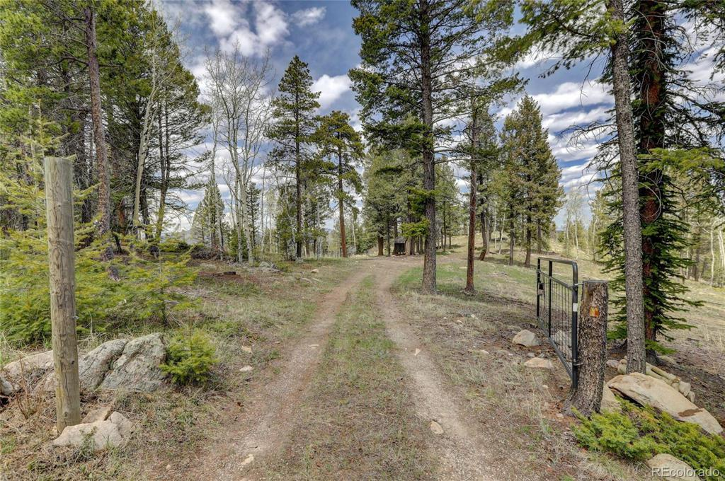 Photo of home for sale at Upper Ridge, Conifer CO