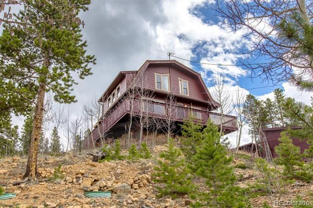 Photo of home for sale at 199 Pine Drive, Idaho Springs CO
