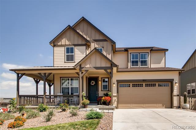 Photo of home for sale at 8311 Superior Circle, Littleton CO