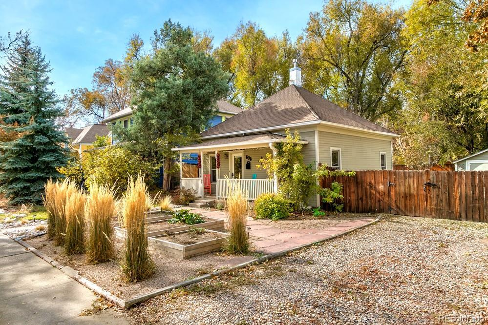 Photo of home for sale at 505 Smith Street, Fort Collins CO