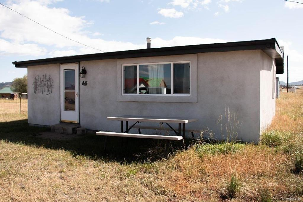 Photo of home for sale at 46 Vista Drive, Westcliffe CO