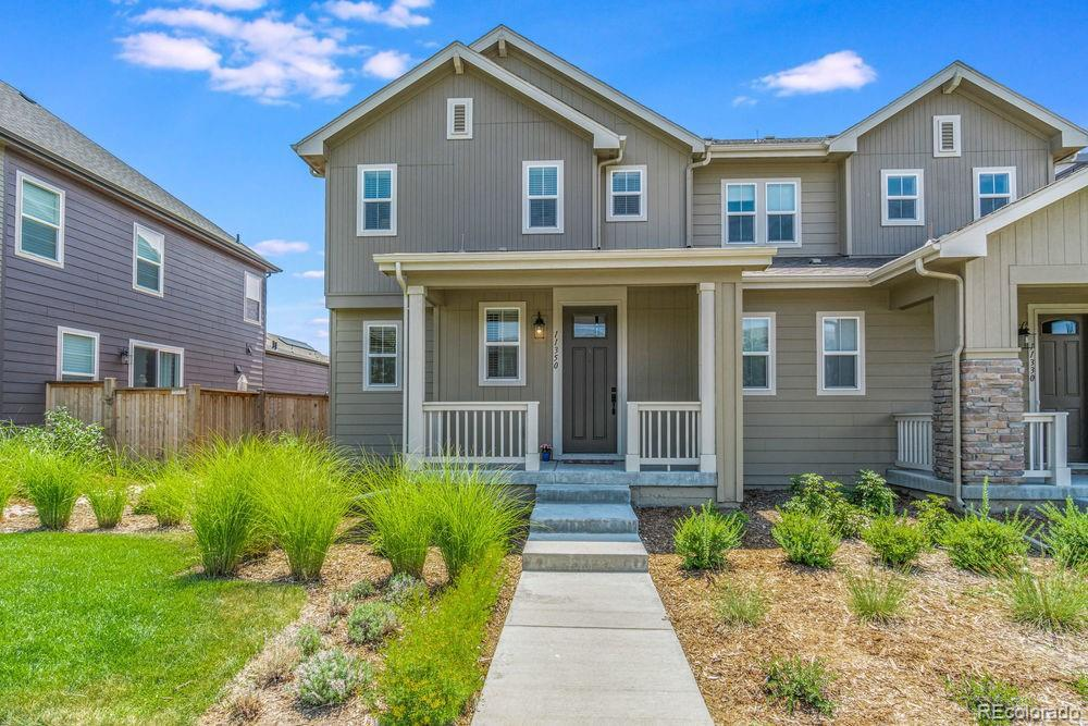 Photo of home for sale at 11350 26th Avenue E, Aurora CO