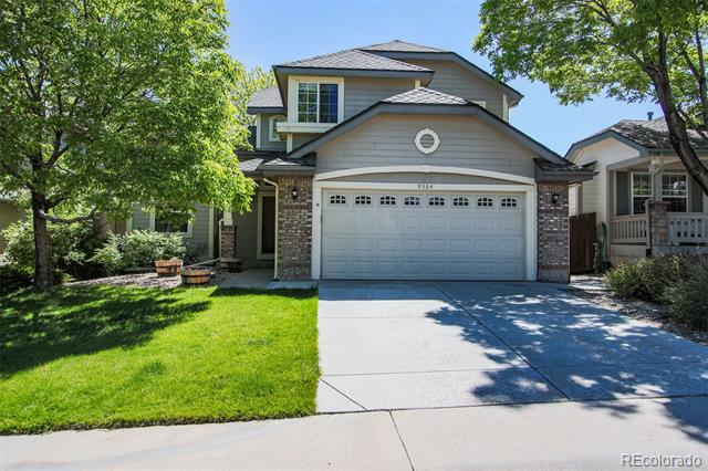 Photo of home for sale at 9504 Troon Village Drive, Lone Tree CO