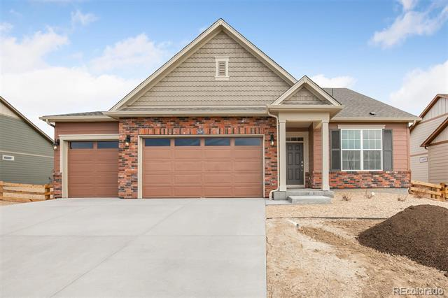 Photo of home for sale at 15567 Syracuse Way, Thornton CO