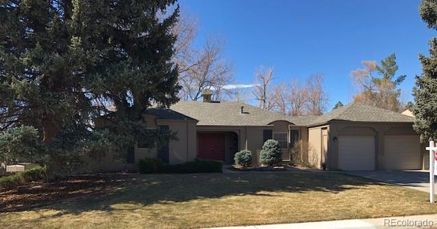 Photo of home for sale at 6869 Elizabeth Circle S, Centennial CO