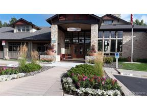 Property for sale at 7433 South Quail Circle Unit: 1914, Littleton,  Colorado 80127