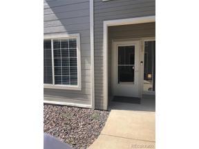 Property for sale at 8447 Thunder Ridge Way Unit: 103, Highlands Ranch,  Colorado 80126