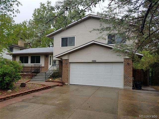 Photo of home for sale at 16929 Eldorado Circle E, Aurora CO