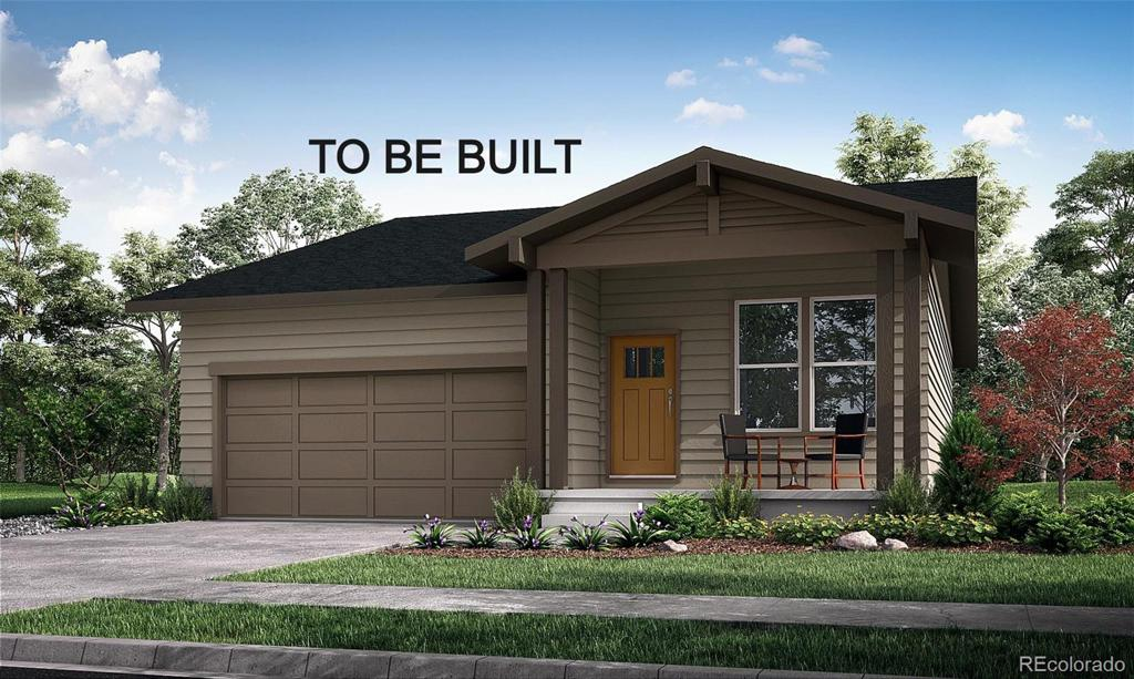 Photo of home for sale at 2920 Conquest Street, Fort Collins CO