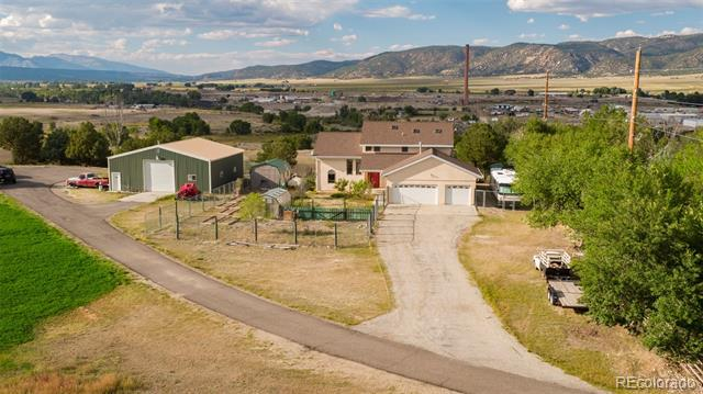 Photo of home for sale at 8425 County Road 144, Salida CO