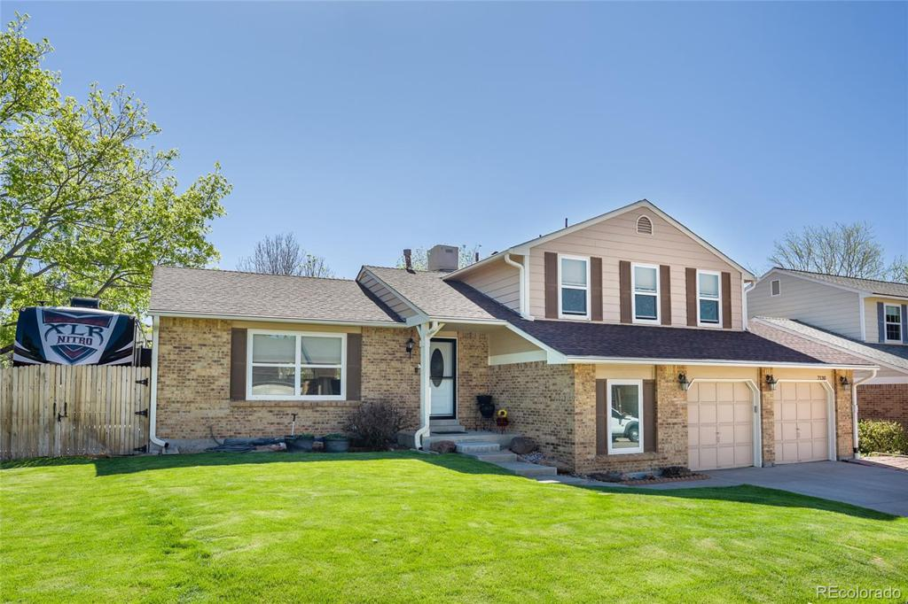 Photo of home for sale at 7130 Flora Street, Arvada CO