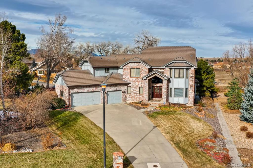 Photo of home for sale at 7287 Juniper Way, Arvada CO