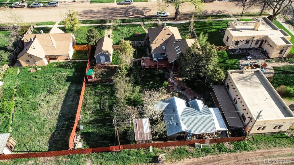 Photo of home for sale at 132 Field Street W, La Veta CO