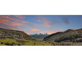 Property for sale at 5567 Tiger Bend Lane, Morrison,  Colorado 80465