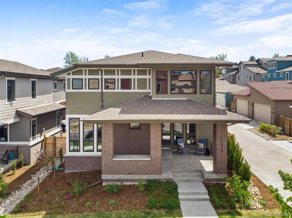 Photo of home for sale at 5038 Vrain Street, Denver CO