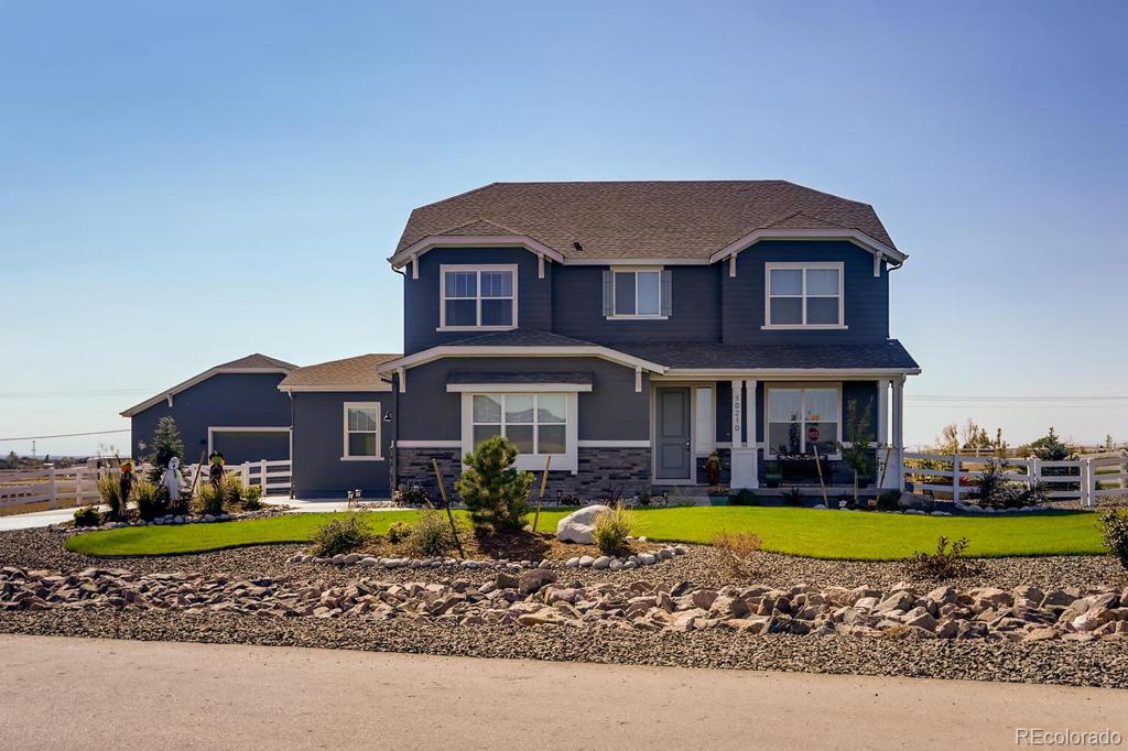 Photo of home for sale at 572 Buckskin Road, Berthoud CO