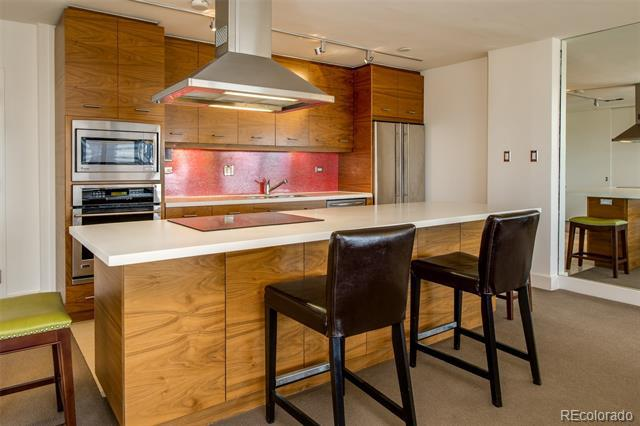 Photo of home for sale at 3100 Cherry Creek South Drive E, Denver CO