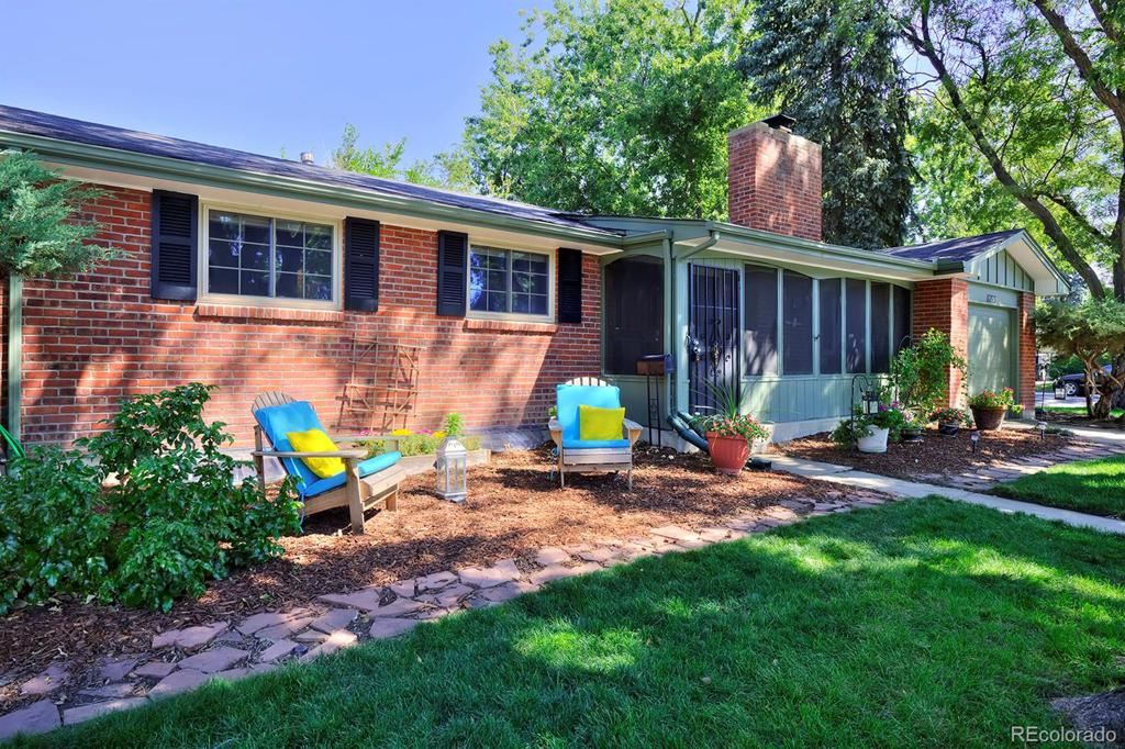 Photo of home for sale at 8785 60th Avenue W, Arvada CO