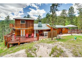 Property for sale at 10116 Sprucedale Drive, Conifer,  Colorado 80433