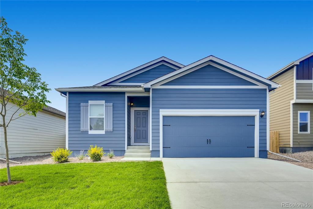 Photo of home for sale at 226 Stewart Street N, Keenesburg CO