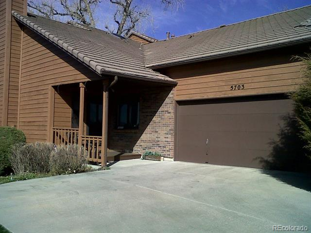 Photo of home for sale at 5703 Xenon Way, Arvada CO