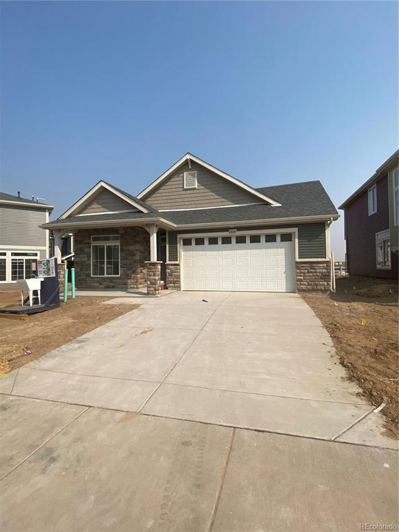 Photo of home for sale at 22007 45th Place E, Aurora CO