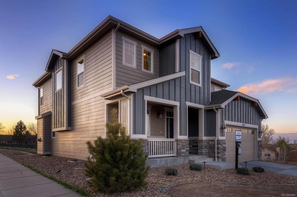 Photo of home for sale at 1157 Hornet Drive, Fort Collins CO