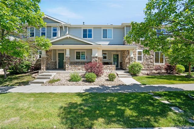 Photo of home for sale at 17347 Kansas Place E, Aurora CO
