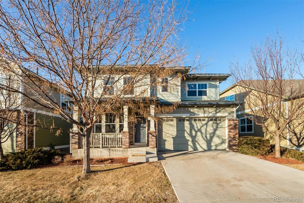 Photo of home for sale at 3525 141st Drive E, Thornton CO