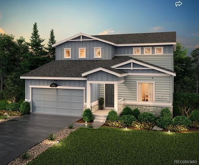 Photo of home for sale at 4618 River Highlands Loop, Elizabeth CO