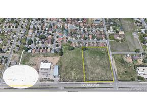 Property for sale at 19091 East Colfax Avenue, Aurora,  Colorado 80011