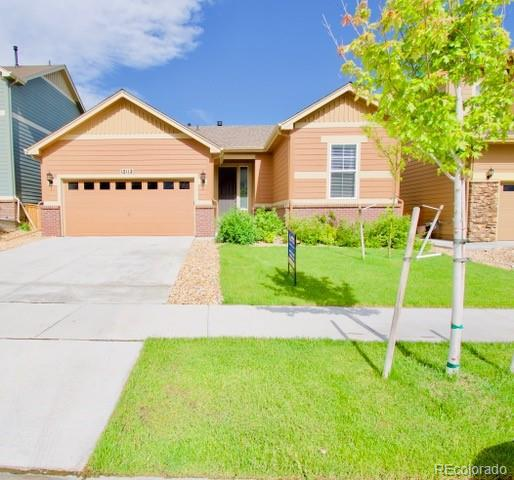 Photo of home for sale at 12112 Village Circle, Commerce City CO